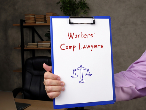 How do I file a workers' comp claim?