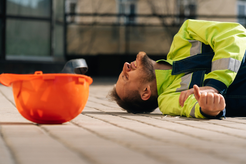 2021 Construction Accidents Statistics